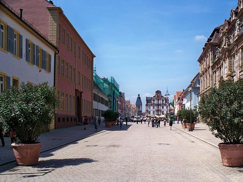 Maximilianstraße Speyer