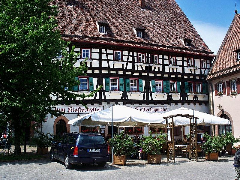 Gaststätte Klosterkeller / Klosterschmiede Maulbronn